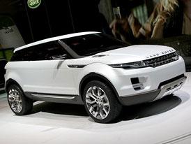 Land Rover v �enev� 2008
