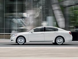 Lexus LF-Gh: Nové GS jako koncept už v dubnu