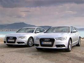 Video: Audi A6 – Sedmá generace prémiového sedanu