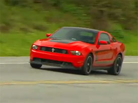 Video: Ford Mustang Boss 302 – Americký sportovec