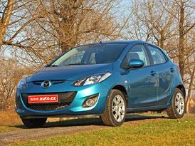 Garáž Auto.cz: Mazda 2 1,5 AT – Co vás zajímá?