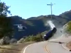 Nehoda Ferrari 360 Modena při natáčení klipu Dr. Dre (video)
