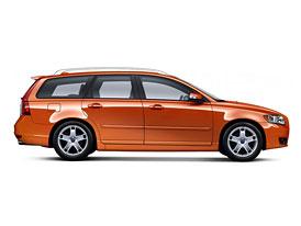 Volvo S40 a V50 2011: Ceny na českém trhu