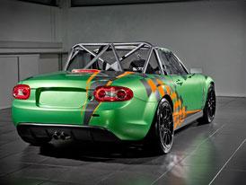 Mazda MX-5 GT: 850 kg pro z�vody