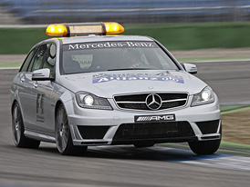 Mercedes-Benz  C 63 AMG: Modernizovaný F1 Medical Car