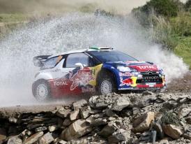 Portugalská Rally 2011 – 2. etapa patřila Citroënům