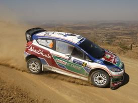 Portugalská Rally 2011 – Po 1. etapě vede Latvala, Citroëny jsou ale rychlejší
