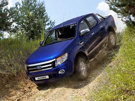 Ford Ranger: Nové informace a fotografie