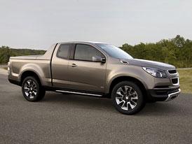 Chevrolet Colorado: Prozatím jako Show Truck
