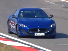 Video: Maserati GranTurismo MC Stradale -  Závodník v civilu