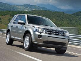 Land Rover Freelander 2: Prvn� �tvrtmilion