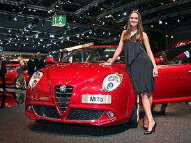 Alfa Romeo v Paříži 2008