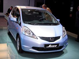 Honda v Paříži 2008
