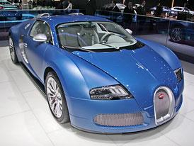 Bugatti v Ženevě 2009