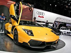 Lamborghini v Ženevě 2009