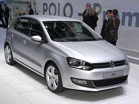 Volkswagen v Ženevě 2009