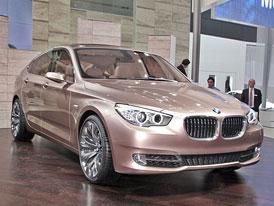 BMW v Ženevě 2009