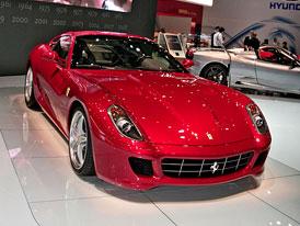 Ferrari v Ženevě 2009