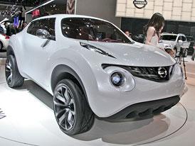 Nissan Qazana v Ženevě 2009