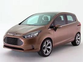 Video: Ford B-Max – Nástupce Fusionu