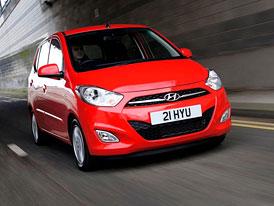 Hyundai i10: Dva motory a čtyři stupně výbav od 189.990,- Kč