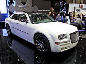Chrysler  v Ženevě 2010
