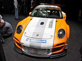 Porsche  v Ženevě 2010