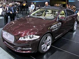 Jaguar v Ženevě 2010