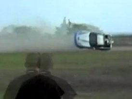 Video: Havárie Corvetty Hinson Motorsports ve 370 km/h