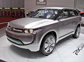 Mitsubishi PX-MiEV v Ženevě 2010