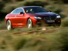 Video: BMW 6 Coupé – Novinka na silnici