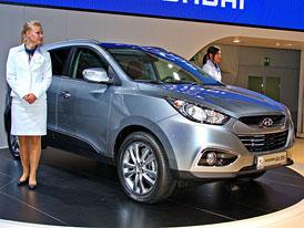 Hyundai ve Frankfurtu 2009
