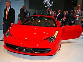 Ferrari ve Frankfurtu 2009