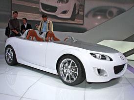 Mazda ve Frankfurtu 2009