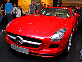 Mercedes-Benz ve Frankfurtu 2009