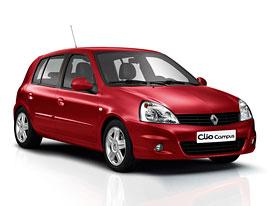 Renault Clio Storia: Jedin� motor 1,2 16V (55 kW) za 184.900,- K�