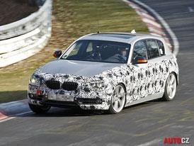 Spy photos: BMW 1 (F20-F23) – Nové fotografie
