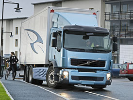 Volvo FE Hybrid: Omezená série pro Evropu