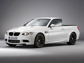 BMW M3 Pickup: Nejrychlejší ute na světě