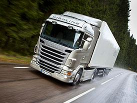 Scania: První motory splňující Euro 6