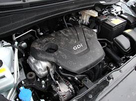 Hyundai-Kia 1,6 GDI (99 kW): Technika nového motoru