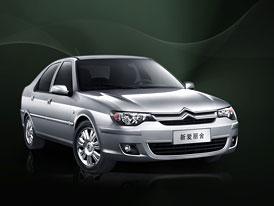 Citroën C-Elysée: Malý facelift čínského ZX