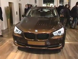 Video: BMW 5 GT by Trussardi � M�dn� edice