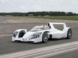 Mika H�kkinen za volantem Caparo T1 (video)
