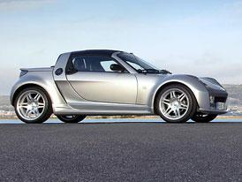 Smart Roadster BRABUS: více výkonu