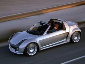 Smart Roadster Brabus: Z extrému do extrému