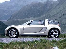 Smart Roadster – opravdové překvapení