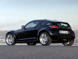 Smart Roadster a Coupe - zpátky do výroby už příští rok
