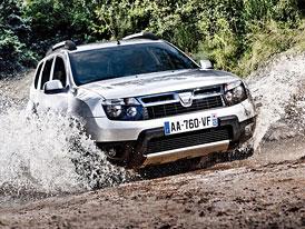 Český trh SUV: Duster dotírá na Yetiho
