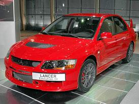 Mitsubishi: omlazený Lancer a divoký Sportback